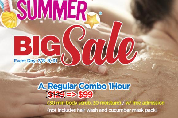 Q Sauna & Spa Summer Big Sale